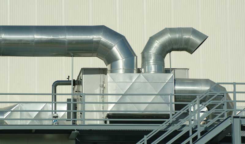 Exhaust Duct